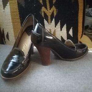 Sam Edelman loafer heels